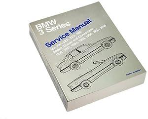 Bentley Paper Repair Manual Bmw 3 Series E36 from Bentley