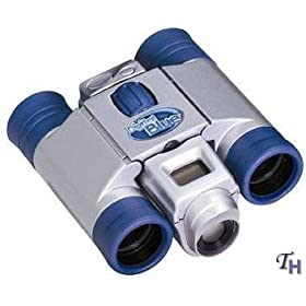 Prime Entertainment 808 Zoom Shot Digital Camera Binoculars