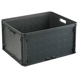 Sunware 59300336 Square - Cassetta multiuso alta, 52 l