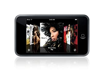 Apple iPod Touch MP3-Player mit integrierter WiFi Funktion 8 GB schwarz (mit Software Update Februar 2008)