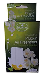 Bloome plug in air freshener freesia jasmin for Best plug in air freshener
