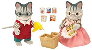 Sylvanian Families Village Store Owners
