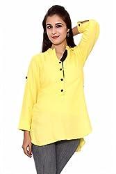 GMI Solid Women's Casual Shirt