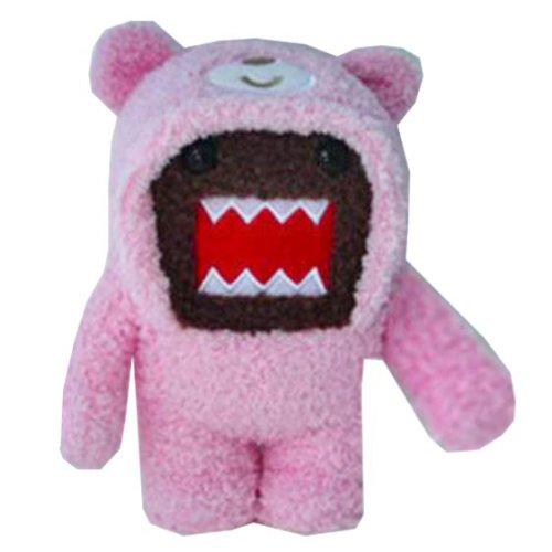 Licensed 2 Play Domo Teddy Bear Plush Novelty Doll image