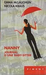 Nanny, journal d'une baby sitter
