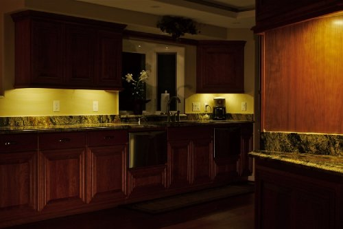 """Set Of 2 12"""" Led Undercabinet Light Under Cabinet Light Motion Activated Wireless/Cordless Auto On/Off New"""