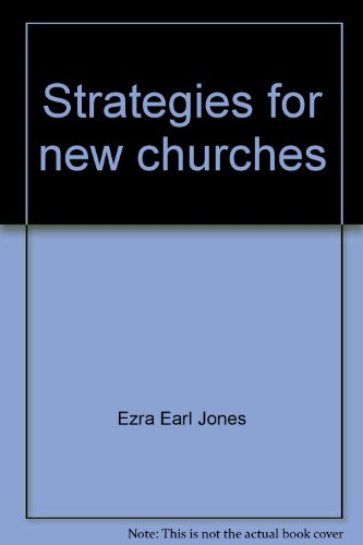 Strategies for new churches PDF