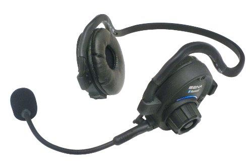 Sena SPH10-01 Bluetooth Stereo Headset/Intercom for Snow Sports Helmet Sena Bluetooth Headsets autotags B0068EVDJ4