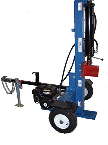Horizontal/Vertical 20 Ton Log Splitter With A 2Hp Electric Motor