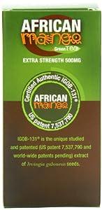 AFRICAN MANGO W/ GREEN TEA 60C