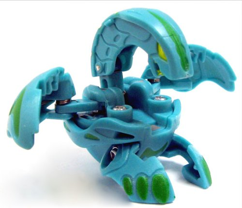 Bakugan B2 Bakuclear Single LOOSE Ventus Green WAVERN