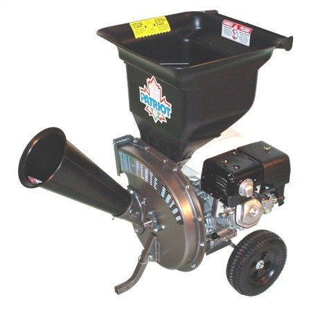 Patriot-Products-CSV-3090H-9-HP-OHV-Honda-GX-Gas-Powered-Wood-ChipperLeaf-Shredder