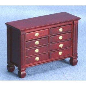 Dollhouse Signature Mahogany Dresser