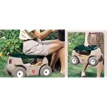 The Garden Hopper Rolling Storage Container