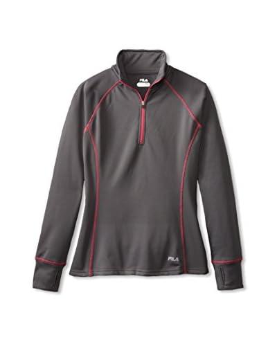 Fila Women's Quarter Zip Jacket
