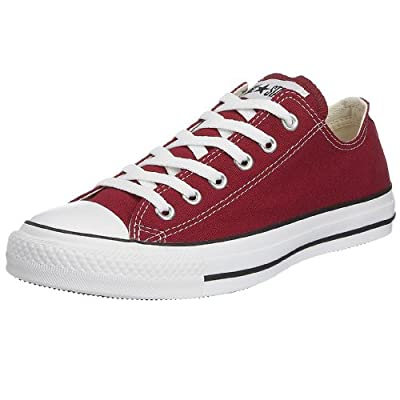 Converse AS OX CAN MAROON M9691