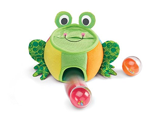 Earlyears Feed 'n Roll Froggy Baby Toy