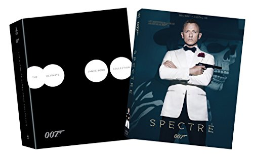 The Ultimate Bond Collection + Spectre Bundle [Blu-ray + Digital HD]