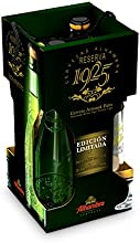 Alhambra Reserva 1925 - Cerveza Botella 750 ml (Pack de 2) Total: 1500 ml