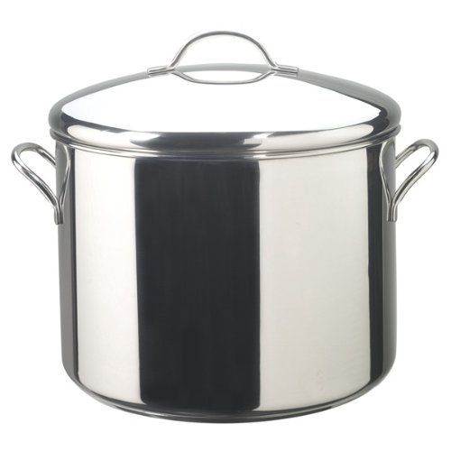 Make Healthy Vegetarian Pumpkin Soup in a Farberware Classic Stainless Steel 16-Quart Covered Stockpot