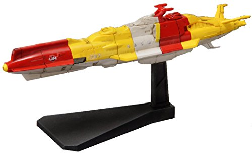 "Bandai Hobby #15 Mecha Collection Murasame ""StarBlazers 2199"" Action Figure - 1"