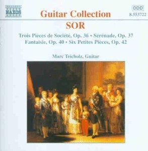 Werke für Gitarre (Op. 36-42)