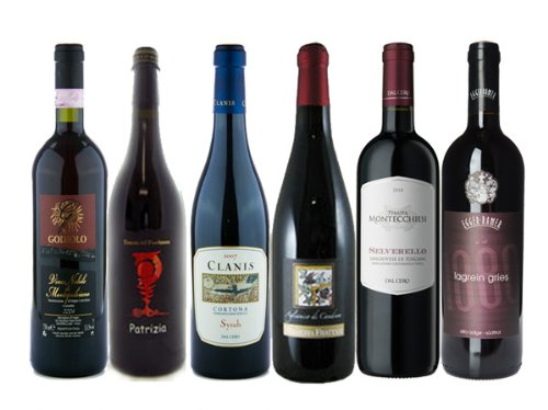 Andrea's Red Wines Mixed Case