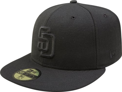 mlb-san-diego-padres-black-on-black-59fifty-fitted-cap-7-5-8