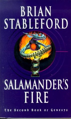 Salamander's Fire, Brian Stableford