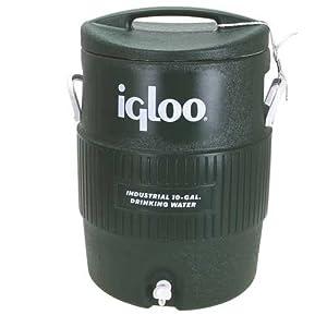 Igloo Water Cooler 5 Gallon Amazon.com : Igloo Water Cooler (10 Gallons) : Patio, Lawn ...