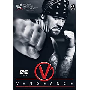 Amazon.com: WWE Vengeance 2003: Brock Lesnar, WWF: Movies & TV