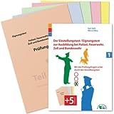 Der Eignungstest / Einstellungstest zur Ausbildung bei Polizei, Feuerwehr, Zoll und Bundeswehr: Mit den Prüfungsfragen...
