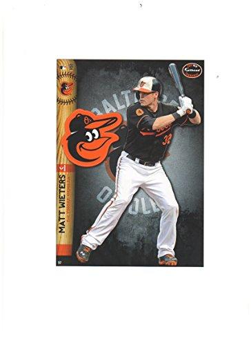 Baltimore Orioles Mini Felt Pennant & Chris Davis Mini Fathead 2014