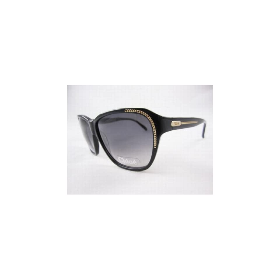 Chloe Sunglasses CL2209 C01 Size 135 on PopScreen
