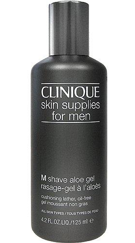 Clinique Skin Supplies for Men M Shave Aloe Gel 125ml/4.2oz - All Skin Types