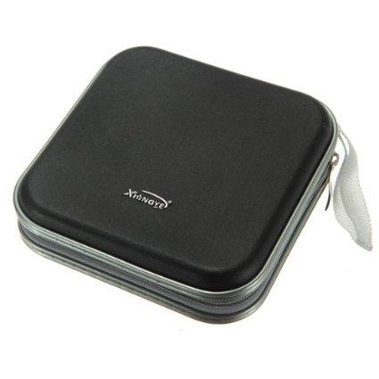 Camtoa classeur rangement boite pochette etui range 40 cd - Pochette range cd originale ...