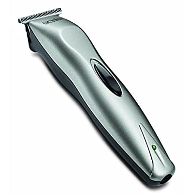 Andis VersaTrim Cord/Cordless Personal Trimmer, Silver (22725)