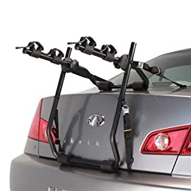 Hollywood Racks Express 2-Bike Trunk Mounted Bicycle Rack - E2