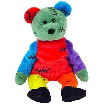 Ty Beanie Babies Frankenteddy - Bear - 1