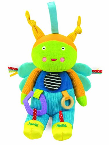 Buggybu Playtime Busy Bug Activity Toy