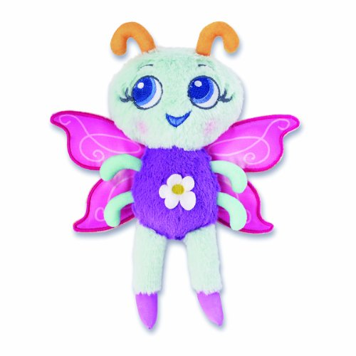 Nat and Jules Plush Toy, Garden Butterfly Fairy Flora