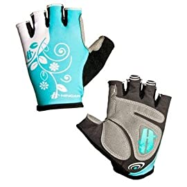 Hincapie 2012 Women's Pace Short Finger Cycling Gloves - 50530W