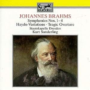 Brahms: Symphonies Nos. 1-4, Haydn-Variations, Tragic Overture
