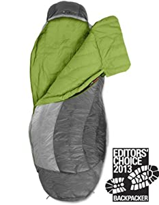 Nemo Nocturne 15F -9C Down Sleeping Bag (700 Goose Down with Downtek) by Nemo