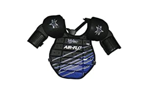 Mylec Chest Protector with Full Arm Pads by Mylec