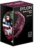 Dylon Machine Fabric Clothes Dye - 51 Burlesque Red 200g Now With Added Dye Salt