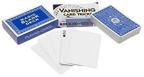 Magic Cards Vanishing Deck: 56 cards, Skill Level 2