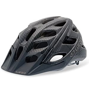 Giro Hex Cycling Helmet (Matte Black Lines Logo, X-Large)