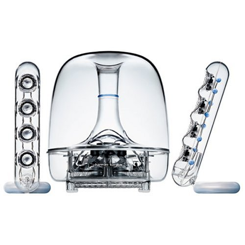 Harman Kardon Soundsticks II 3-Piece Plug and Play Multimedia Speaker System