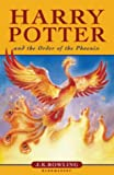Harry Potter and the Order of the Phoenix (Harry Potter 5) (Harry Potter)